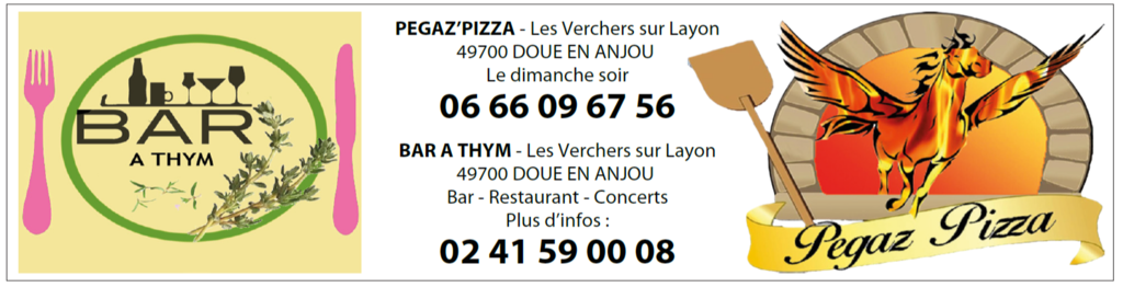 Bar à Thym & Pegaz' Pizza